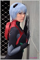 Cosplay-Cover: Rei Ayanami - Plugsuit 3.33