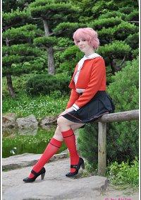 Cosplay-Cover: Hikaru Shidou - Schuluniform