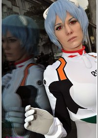 Cosplay-Cover: Rei Ayanami - Plugsuit