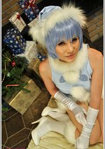 Cosplay-Cover: Rei Ayanami - X-Mas
