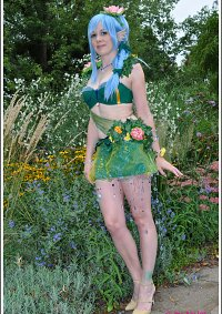 Cosplay-Cover: Waldsee-Nymphe