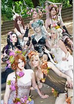Cosplay-Cover: Savanna Paeoniaceae