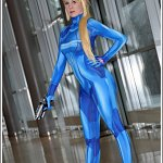 Cosplay: Samus Aran - Zero Suit