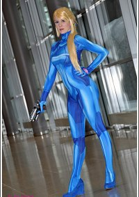 Cosplay-Cover: Samus Aran - Zero Suit