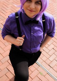 Cosplay-Cover: Prom!Bonnie [ FNaF Highschool AU ]