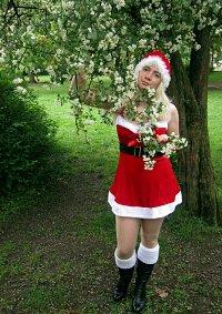 Cosplay-Cover: Weihnachtsfrau