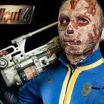 Cosplay: Vault 111 Bewohner [Ghoul] ( Fallout 4 )