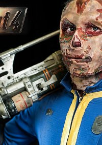 Cosplay-Cover: Vault 111 Bewohner [Ghoul] ( Fallout 4 )