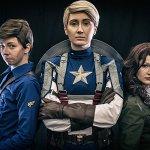 Cosplay: Captain America [First Avenger]