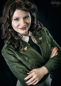 "Cosplay-Cover: Margaret ""Peggy"" Carter"