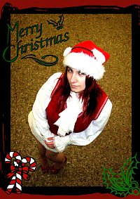 Cosplay-Cover: Rika - Weihnachts Spezial