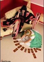 Cosplay-Cover: Card Captor Sakura (Maiglöckchen Outfit)