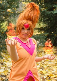Cosplay-Cover: Flame Princess (Adventure Time)
