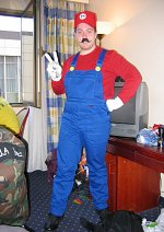 Cosplay-Cover: Mario