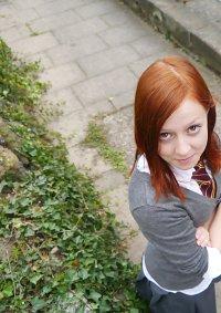 Cosplay-Cover: Ginevra Weasley