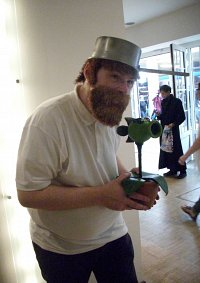 Cosplay-Cover: Crazy Dave (Plants vs Zombies)