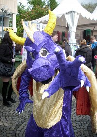 Cosplay-Cover: Spyro  The Dragon