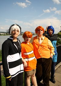 Cosplay-Cover: Nemo (Findet Nemo)