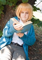 Cosplay-Cover: Armin Arlert(Episode 1/Childhood)