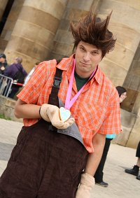 Cosplay-Cover: Randale-Ralph