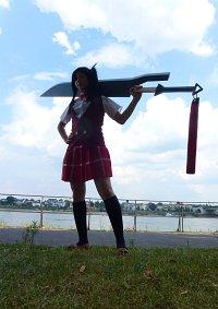 Cosplay-Cover: Setsuna Sakurazaki