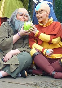 Cosplay-Cover: Onkel Iroh