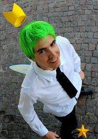 Cosplay-Cover: Cosmo
