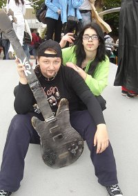 Cosplay-Cover: Fieldy aus KoRn
