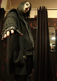 Cosplay-Cover: Marilyn Manson (High End of Low Era)