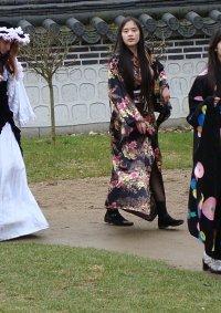Cosplay-Cover: Ai Enma(Kimono)