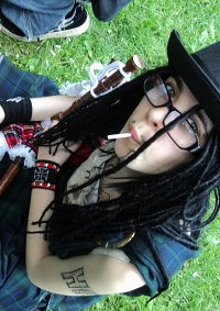 Cosplay-Cover: Jonathan Davis(Beltet Plaid)