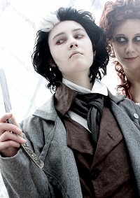 Cosplay-Cover: Sweeney Todd (the Contest/A little Priest)