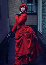 Cosplay-Cover: Madame Red [Angelina Durless]