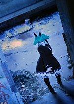 Cosplay-Cover: Hatsune Miku 【秘密警察】