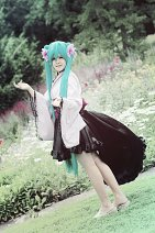 Cosplay-Cover: Hatsune Miku (Dreaming Little Bird,夢みることり )