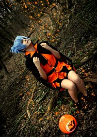 Cosplay-Cover: Nagisa Shiota [Halloween Pumpkin]