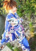 Cosplay-Cover: Sora [blueberry Kimono]