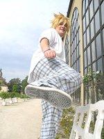 Cosplay-Cover: Roxas ♪ School Uniform ♪