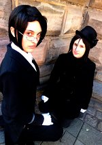 Cosplay-Cover: Claude Faustus [basic]