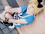 Cosplay-Cover: Roxas ♪ Alice ♪