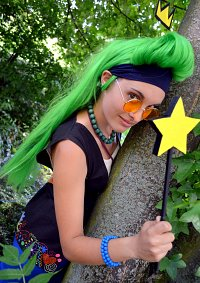 Cosplay-Cover: Cosmo 70's