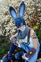 Cosplay-Cover: E. Aster Bunnymund [KEULE]