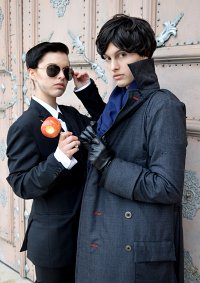 Cosplay-Cover: Jim Moriarty ☆ [consulting criminal]