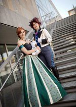 Cosplay-Cover: Anna of Arendelle [Coronation Dress]