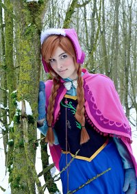 Cosplay-Cover: Princess Anna of Arendelle