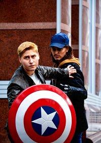Cosplay-Cover: Steve Rogers [Civil War Casual)