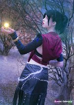 Cosplay-Cover: Morrigan ~ Witch of the Wilds