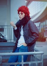Cosplay-Cover: Mikoto Suoh