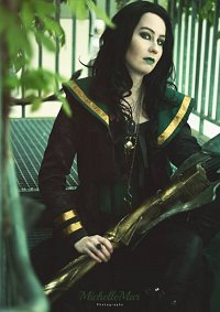 Cosplay-Cover: Lady Loki [Loki Laufeyson]