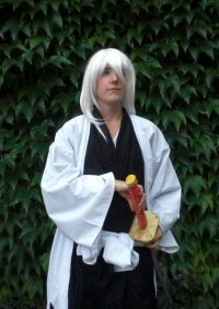 Cosplay-Cover: Ukitake Juushiro (Bleach)